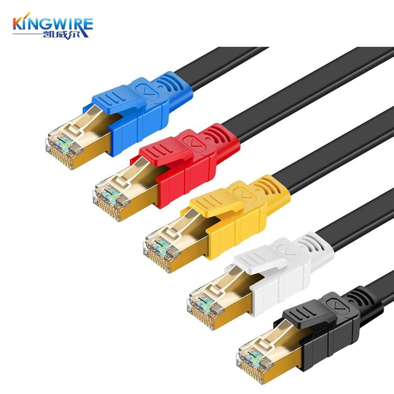 8类屏蔽网线